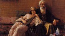 موسيقى, كتب, تراث, تاريخ, لوحات فنية, إرنست رودولف, الاستشراق