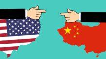 الصين، أمريكا