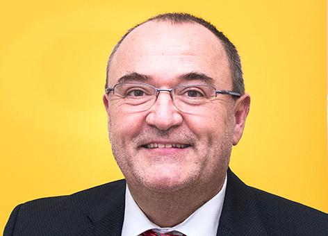 Umweltstadtrat Albert Kisling