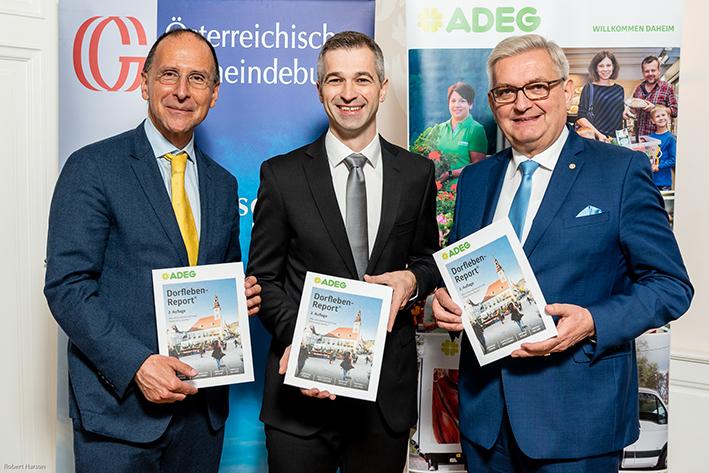 ADEG Dorfleben-Report