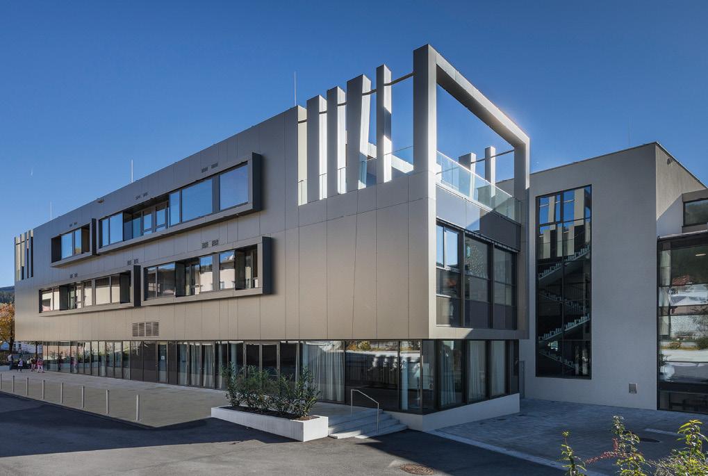 Schulzentrum in Radstadt