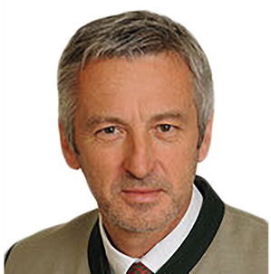 Bürgermeister Hannes Huber, Michaelerberg-Pruggern