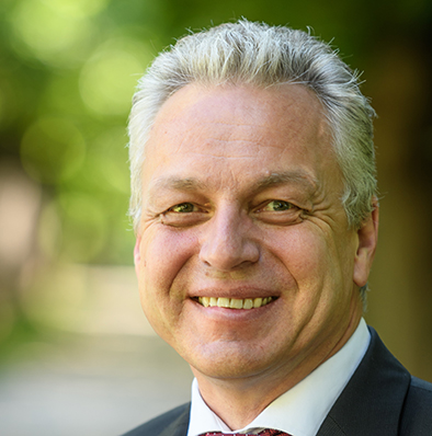 Bürgermeister Karlinger, Enns