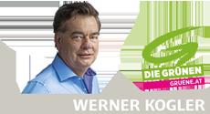 Werner Kogler, Grüne