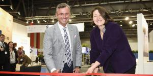 Verkehrsminister Norbert Hofer und EU-Verkehrskommissarin Violeta Bulc