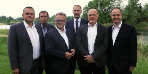 Bürgermeister und LH Niessl