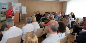 Veranstaltung zur Dorferneuerung