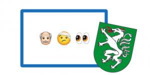 Ortstafel-Emoji