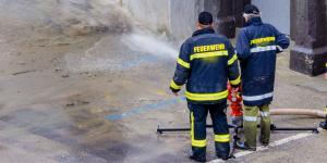 Feuerwehrmitglieder