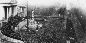 Parlament 1918