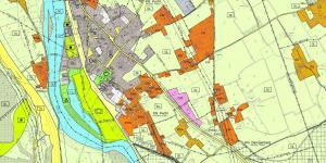 Flächenwidmungsplan der Gemeinde Kuchl