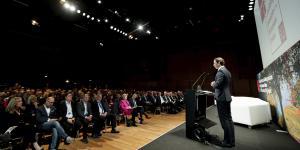 Sebastian Kurz auf der Subsidiaritätskonferenz
