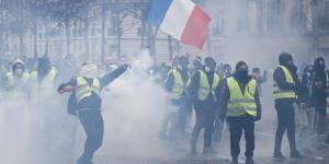 Gelbwesten-Proteste