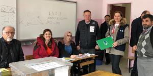 Kommunalwahlen in der Türkei