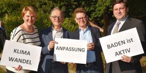 Vertreter der Stadt Baden
