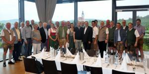 Bürgermeister aus dem Pinzgau und aus dem Weinviertel