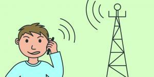 Geringe Handystrahlung in den Bezirkshauptstädten