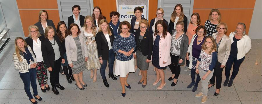 Politik Mentoring Programm für Frauen