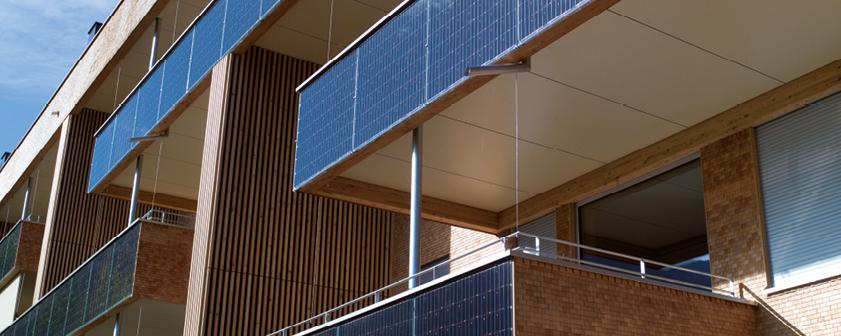Solarhaus in der Schweiz
