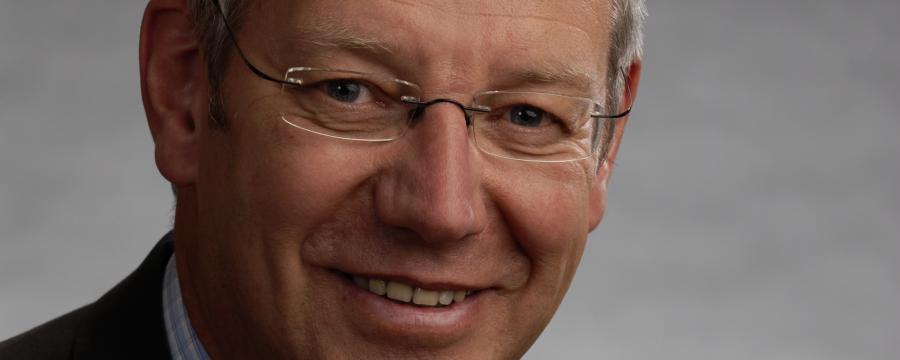 Bürgermeister Hans Dreier