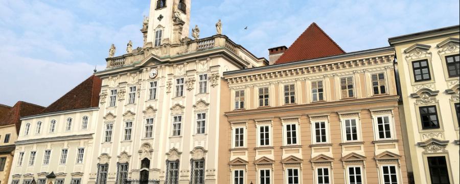 Rathaus in Steyr