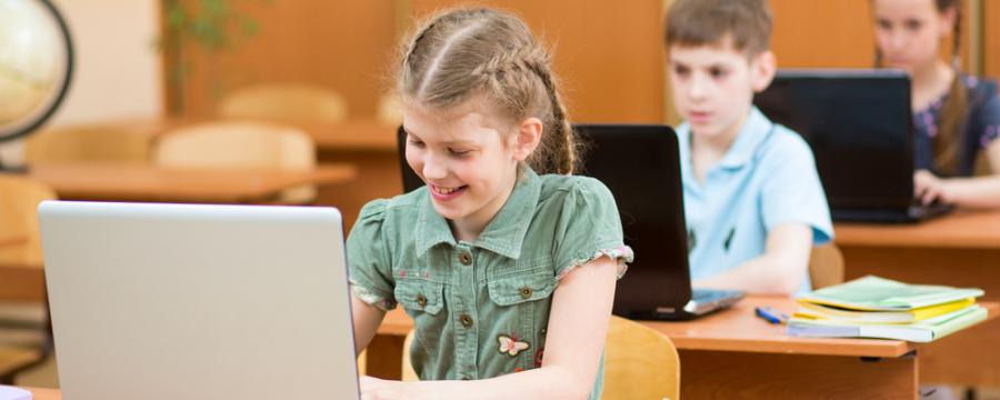 Laptop-Klasse