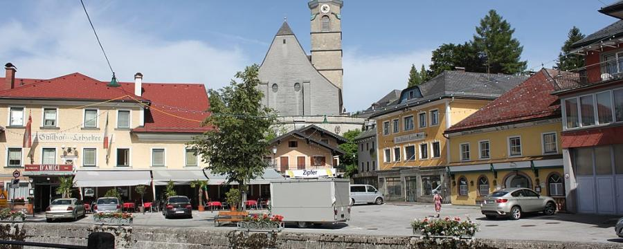 Pfarrkirche Straßwalchen