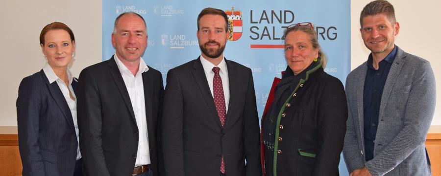 Salzburger Bürgermeister und Landesrat Schnöll