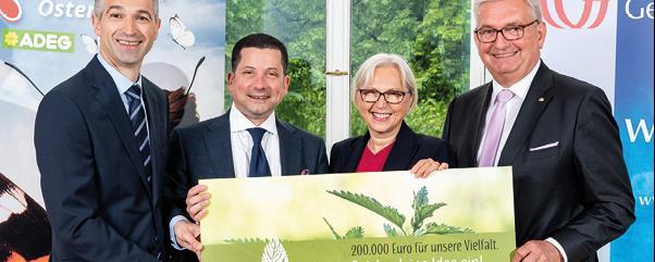 Plattform für mehr Biodiversität