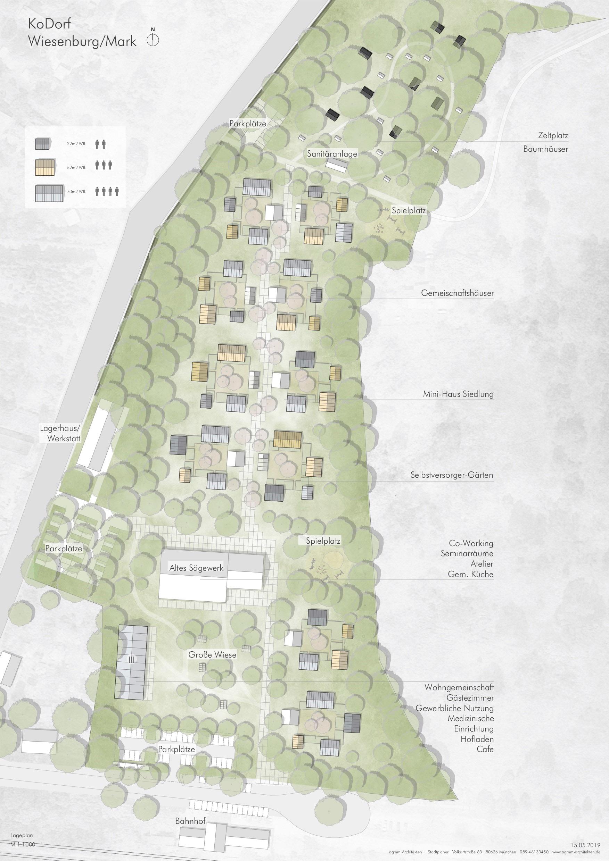 Das Ko-Dorf in Wiesenburg soll neue Einwohner aufs Land bringen