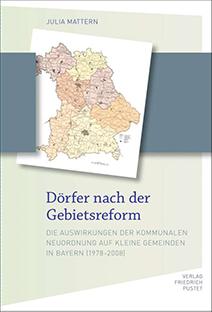 Dörfer nach Gebietsreform Julia Mattern