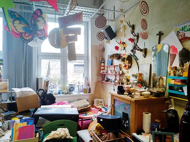 Jugendkulturzentrum freiLand Atelier