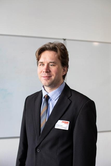 Michael Wahl leitet die Überwachungsstelle des Bundes für Barrierefreiheit von Informationstechnik