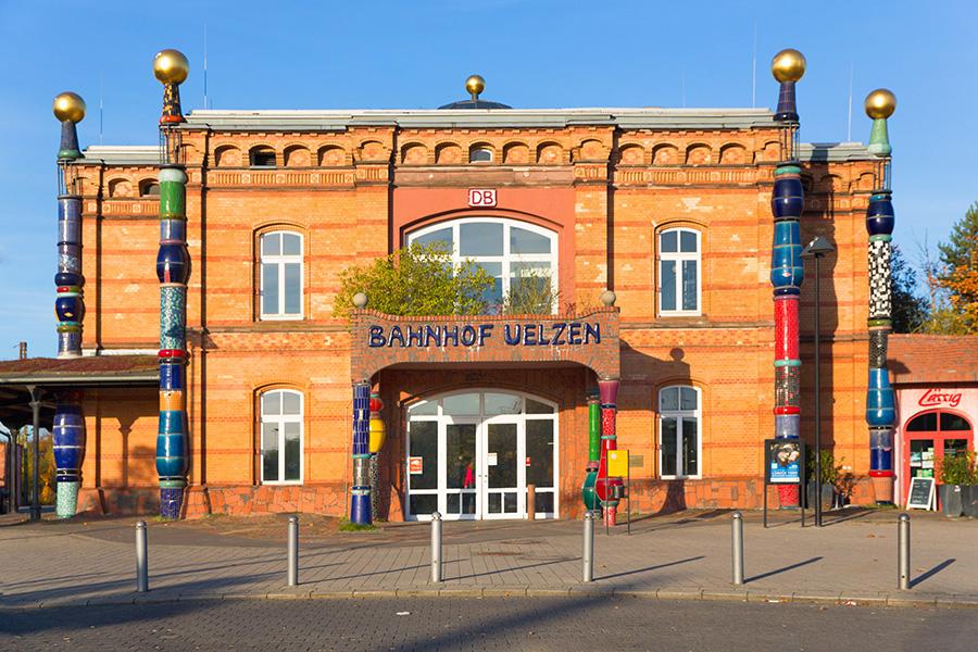 Bahnhof Uelzen