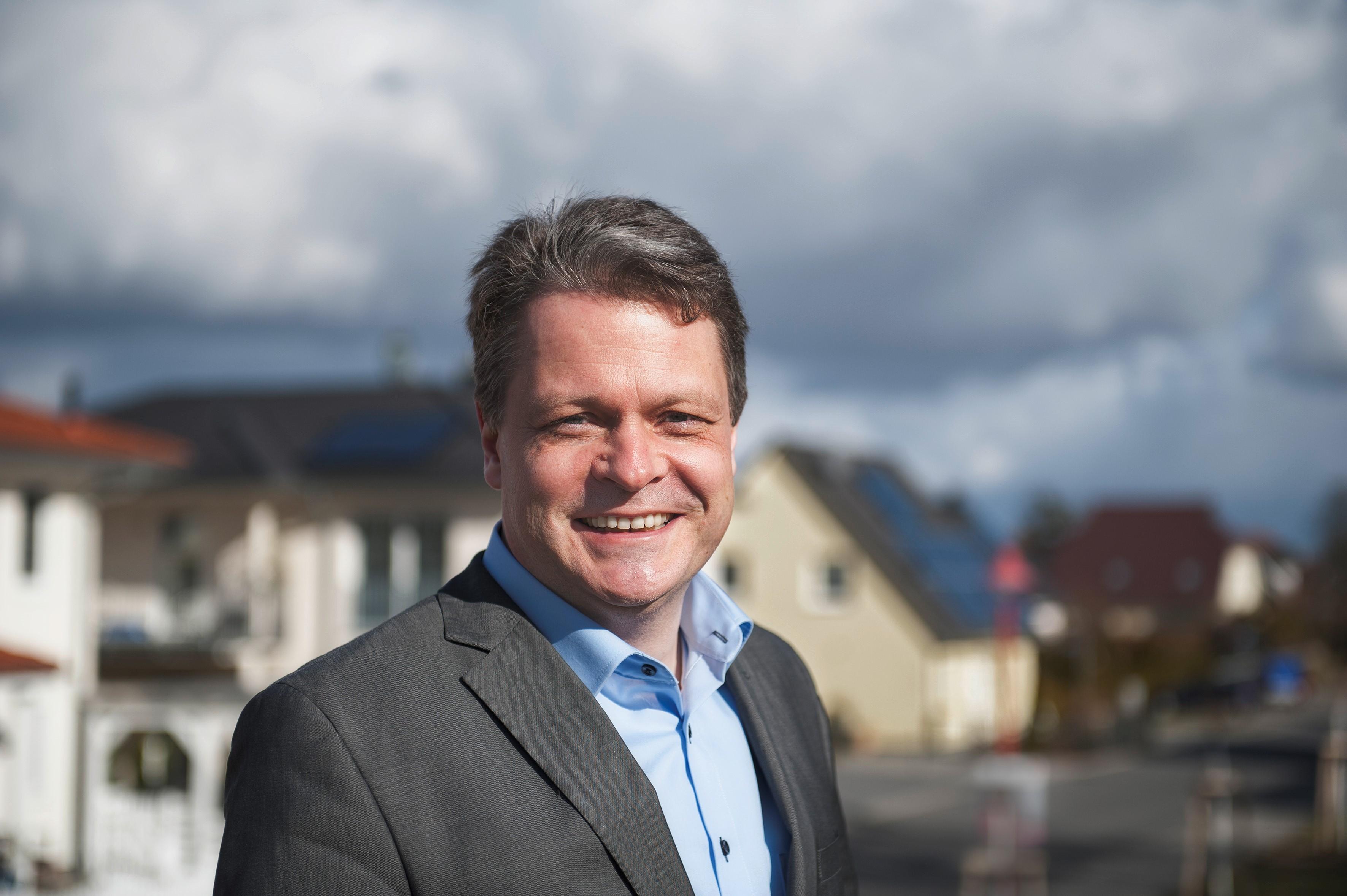 Bürgermeister Bernd Albers Stahnsdorf