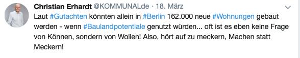 Über tagesaktuelle Ereignisse berichtet unser Chefredakteur Christian Erhardt jederzeit aktuell auf seinem Twitter-Kanal