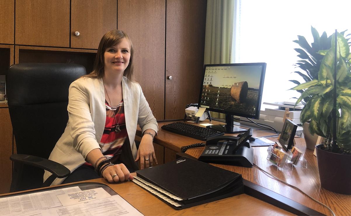Annika Popp ist seit 5 Jahren im Amt: Unsere Bürgermeisterin des Monats