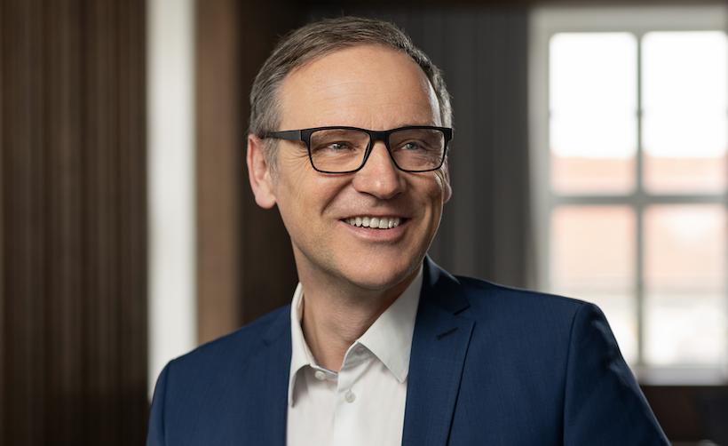 Bürgermeister Bernd Sommer