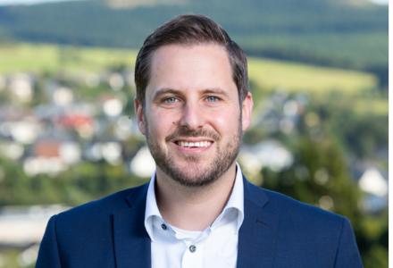 Bürgermeister Henning Gronau  aus Erndtebrück