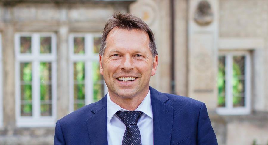 Bürgermeister Hilker Detmold