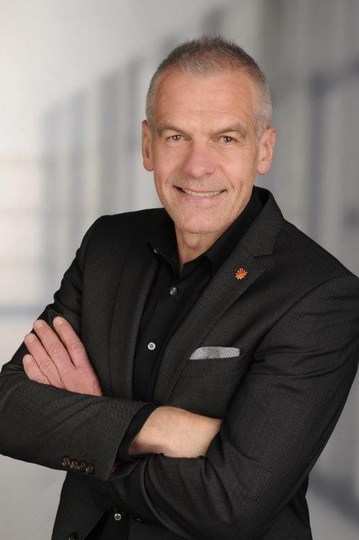 Buergermeister Fred Jüngerich