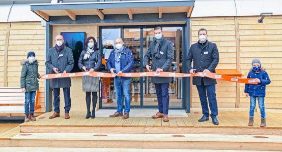 Eröffnung Teo Rasdorf