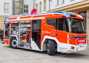 Elektrische Feuerwehr Berlin