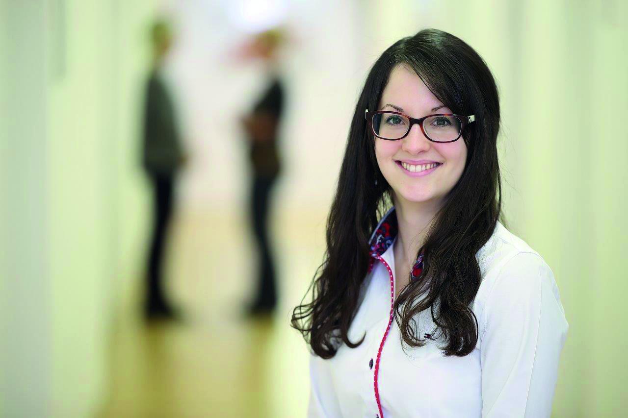 Ilona Benz ist einer der Köpfe hinter dem Digitalisierungsprojekt