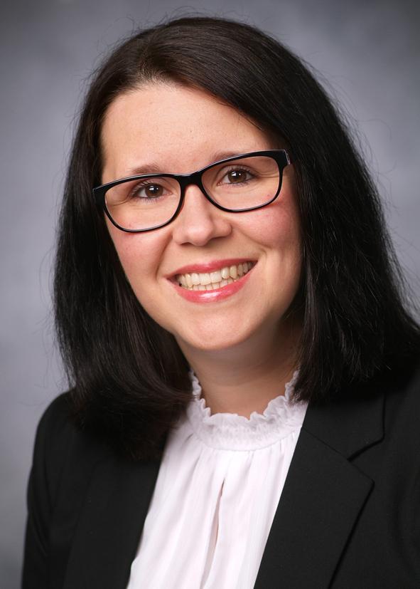 Deliana Bungard ist Expertin für Abfallwirtschaft beim Deutschen Städte- und Gemeindebund