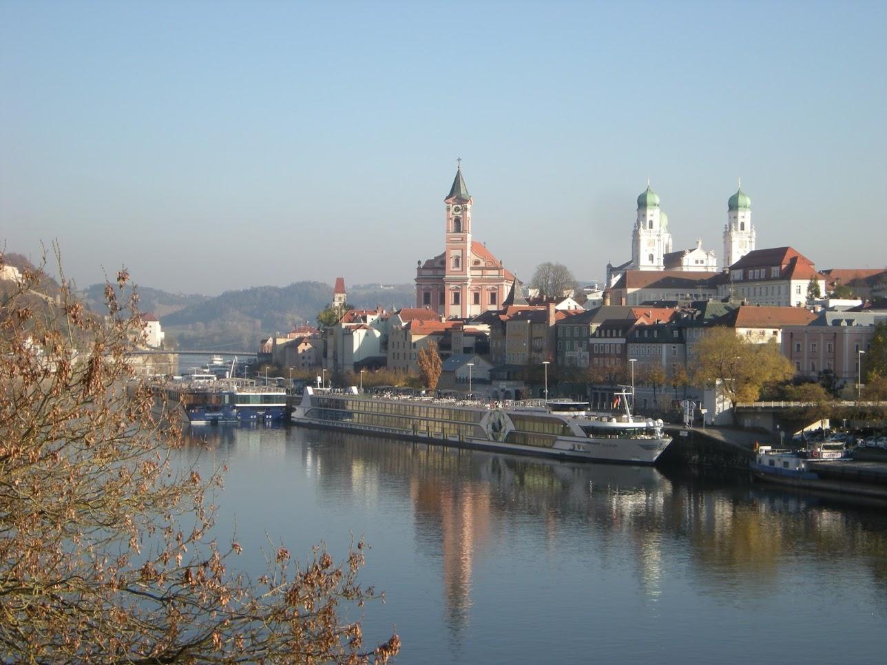 Tourismus in Passau