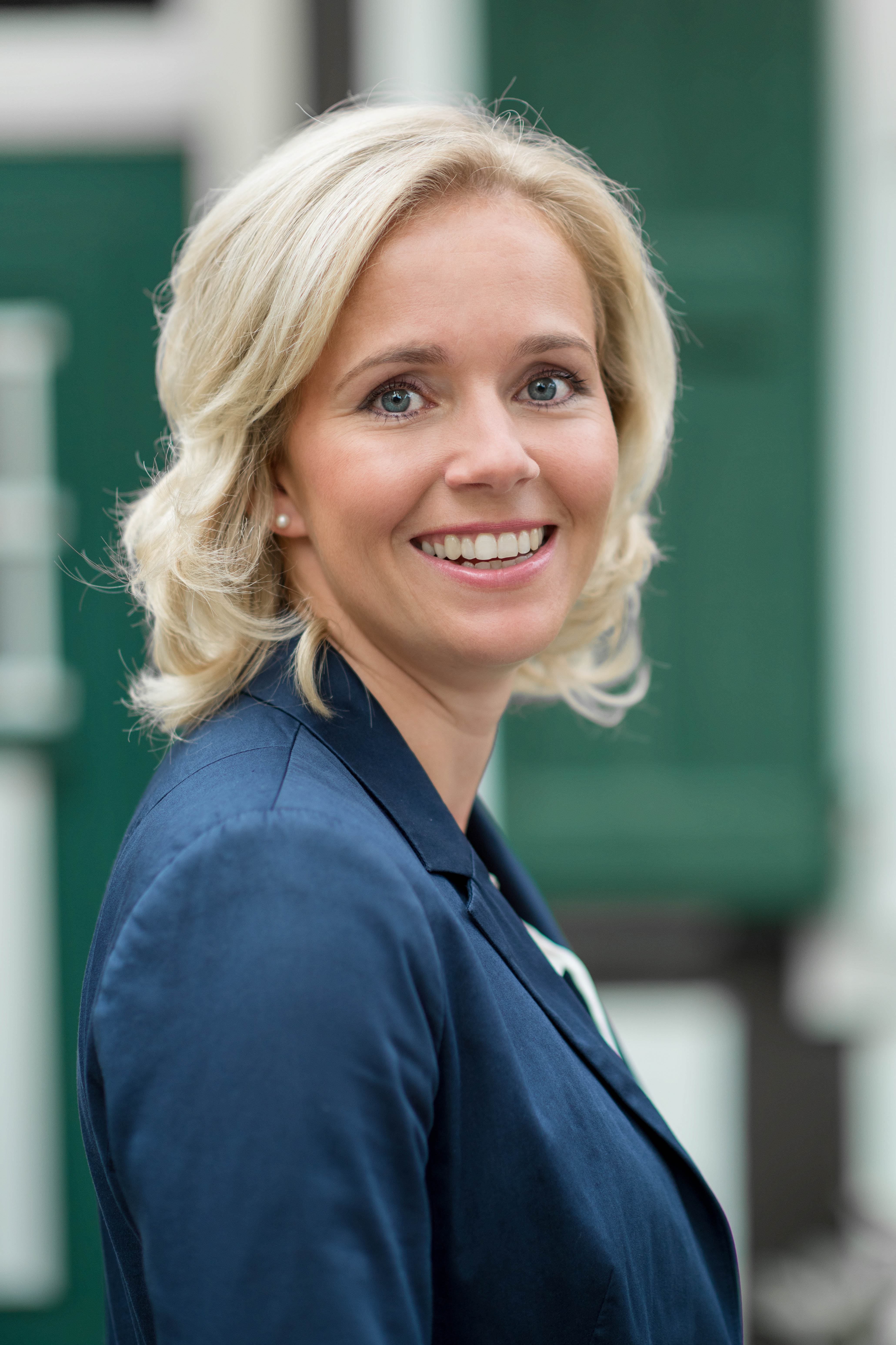 Kommunalpolitikerinnen im Fokus - Christina Rählmann