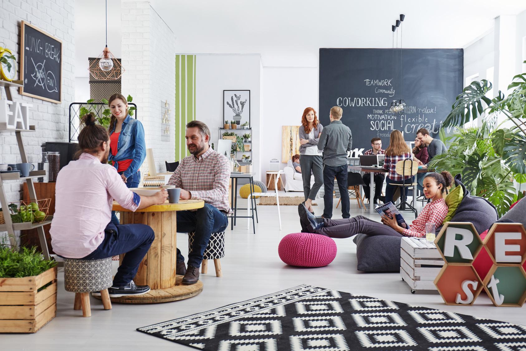 Großstädte wie Berlin sind bei Start-ups beliebt