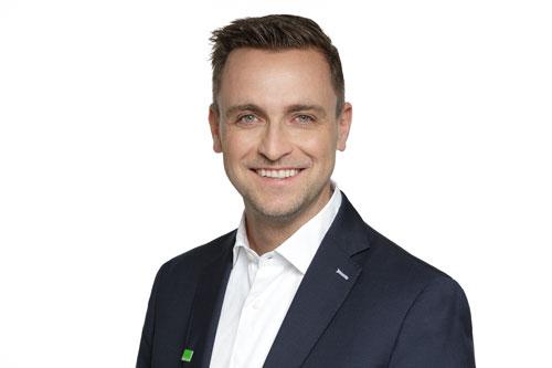 Gregor Zajac ist Referent im Geschäftsbereich Beratung & Vergleiche der KGSt.