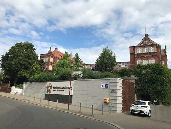 Klinkum Brandenburg